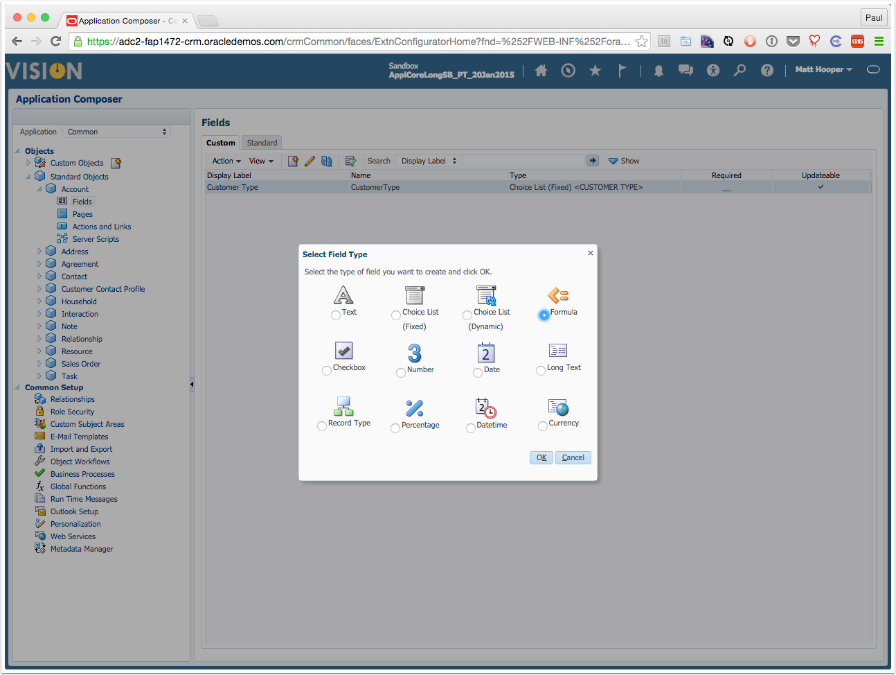 Create A Stock Ticker Webservice In Oracle Sales Cloud R9 Like A