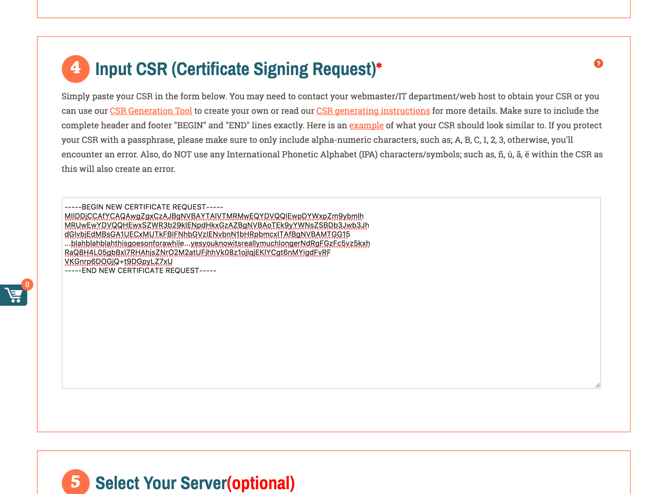Install a ssl certificate directly onto java cloud service like the server will read your csr and ask you to confirm the details xflitez Gallery